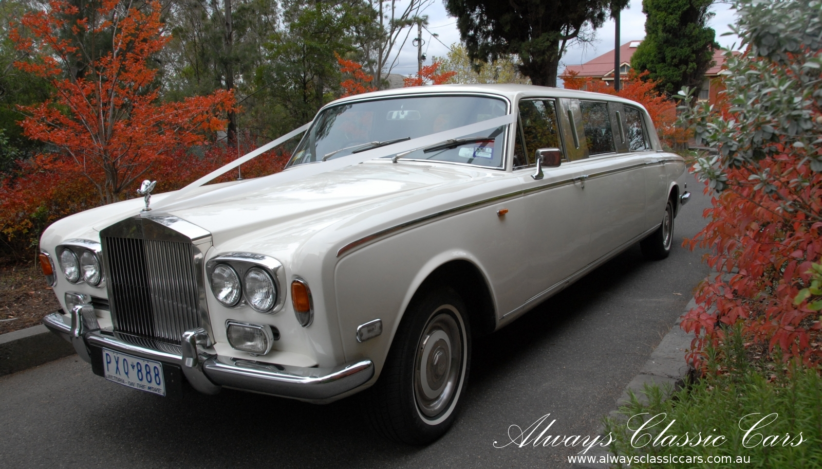 1970 Stretch Rolls Royce